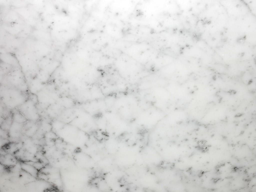 Le marbre de Carrare