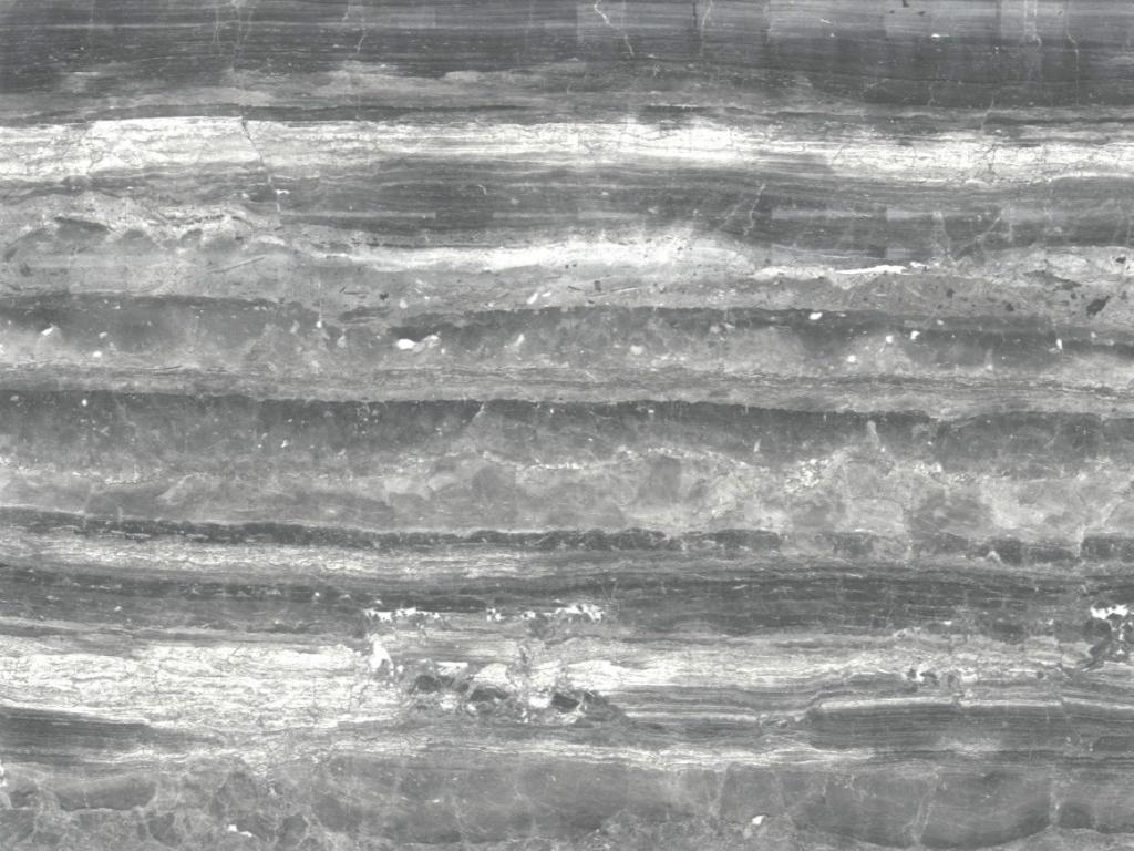 Matériau pour tables en marbre gris