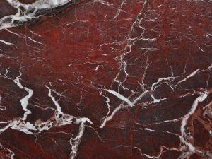 Matièrer Marbre Rosso lepanto, Marbre