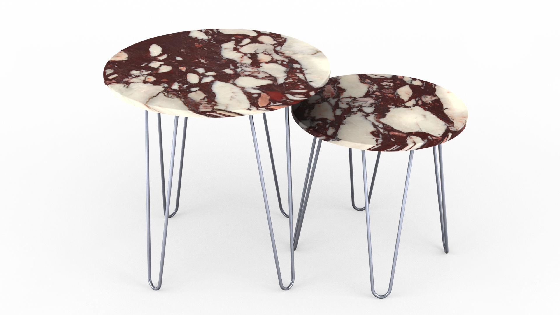 Le marbre pour des mobiliers designs et élégants