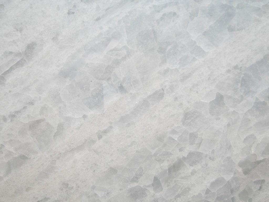 Matièrer Marbre Calcite iceberg bianca,