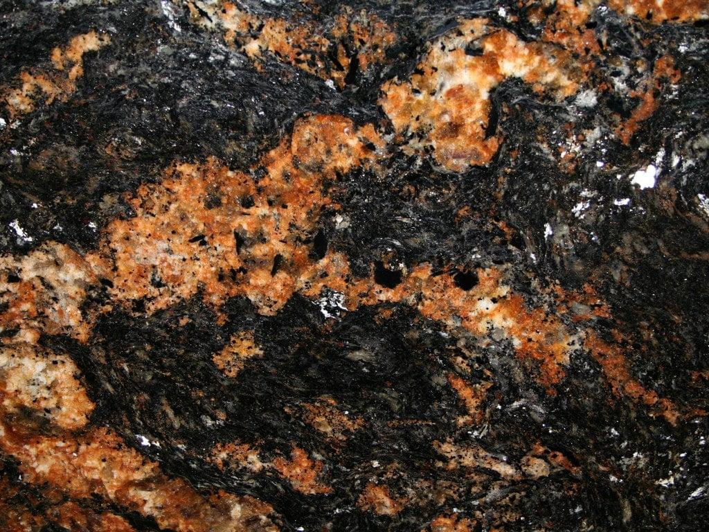 Matièrer Granit Black fusion,